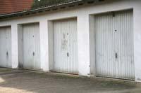 Garagentoröffnung